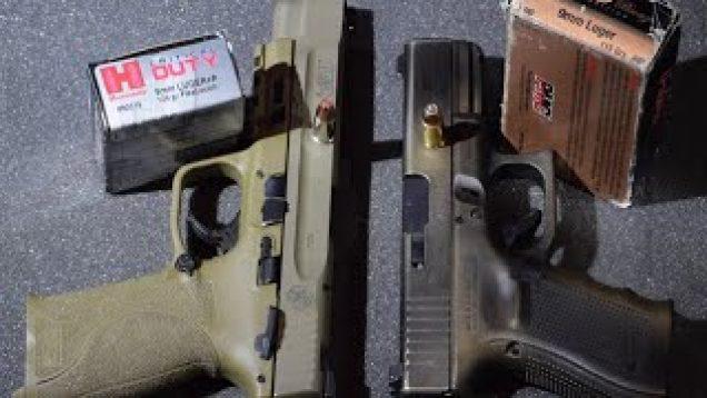Cheap vs Expensive Hollow Points Episode 2: Hornady 124gr Critical Duty vs PMC 115gr JHP