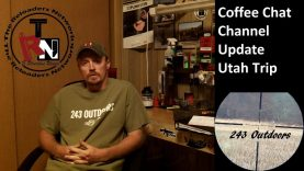 Coffee Chat / Channel Update / Utah Trip