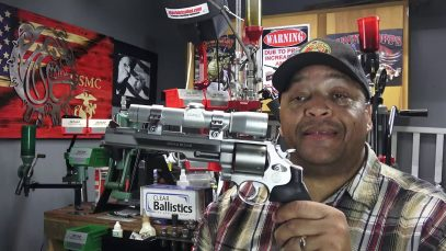 "Collectors Corner: Smith and Wesson Model 629-4 | 6"" 44 Magnum 5"