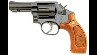 Collectors Corner: S&W 547 9mm Revolver 6