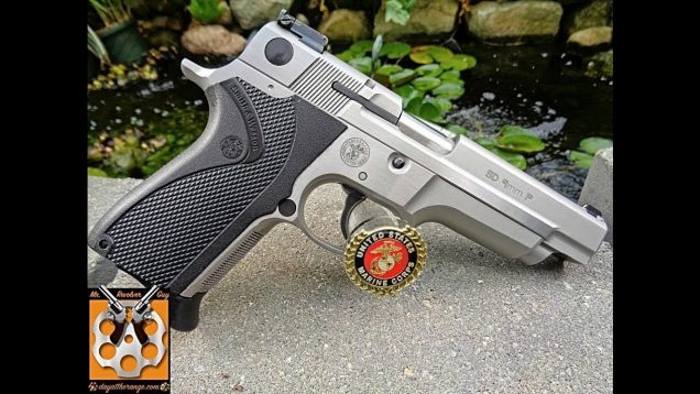 Collectors Corner: S&W SD-9 Performance Center 10