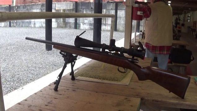 CZ 452 Varmint and CZ 455 Trainer Rifles