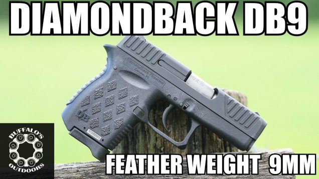 Diamondback DB9 Ultralight 9mm