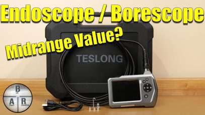 Endoscope – Borescope – Teslong NTS150RS overview and review