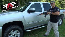 Full Auto Friday! AK-47 vs Car Door 🚗