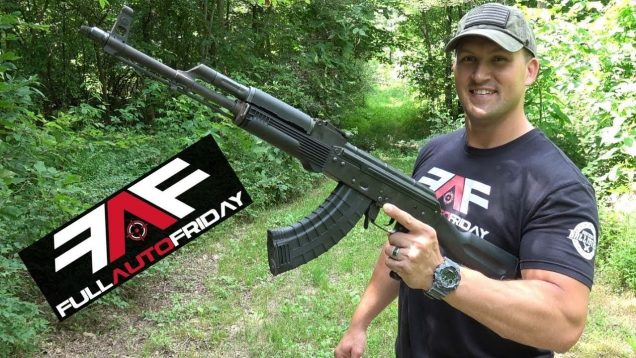 Full Auto Friday! FULL AUTO AK-47!