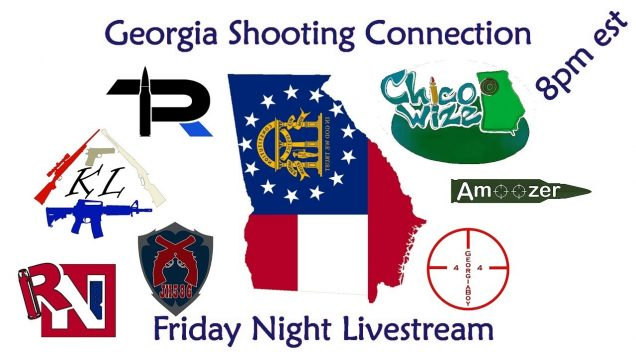 Georgia Shooting Connection Friday Night Live Stream 8/9/19 2