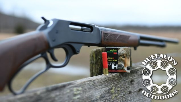 Henry .410 Lever Action and the Brenneke Close Encounter