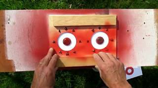 Homemade Targets for Target Shooting