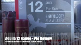 How Many Times Can You Load Aguila Hulls? – We Review