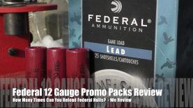 How Many Times Can You Load Federal Game Shok Hulls? – We Review
