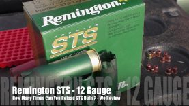 How Many Times Can You Load Remington STS Hulls? – We Review