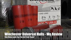 How Many Times Can You Load Winchester Universal Hulls? – We Review