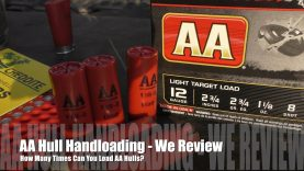 How Many Times Can You Load Winchester AA Hulls? – We Review