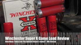 How Many Times Can You Load Winchester Super X Hulls? – We Review