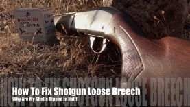 How to Fix Loose Breech in A Shotgun – Why Are My Hulls Torn in Half!?