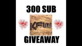 KFW 300 SUB GIVEAWAY
