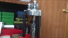 Lee turret press die setup (pt2) adjustments