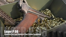 Luger P08 – The Definitive Guide: Part 1