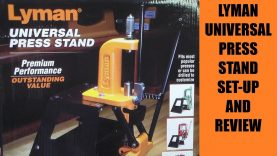 Lyman Universal Press Stand