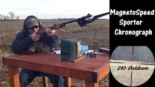 MagnetoSpeed Sporter Chronograph 4