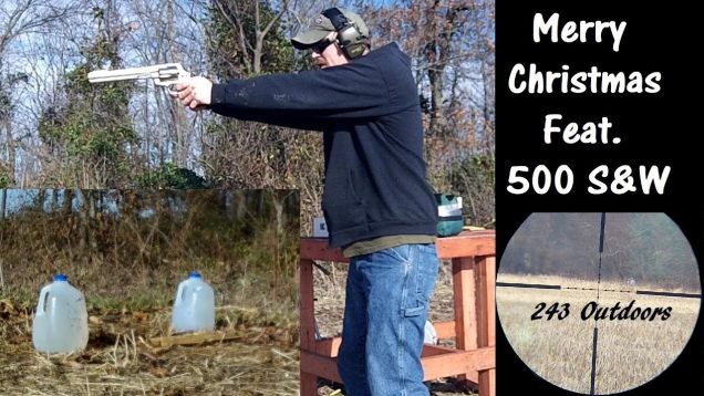 Merry Christmas featuring the 500 S&W Mag