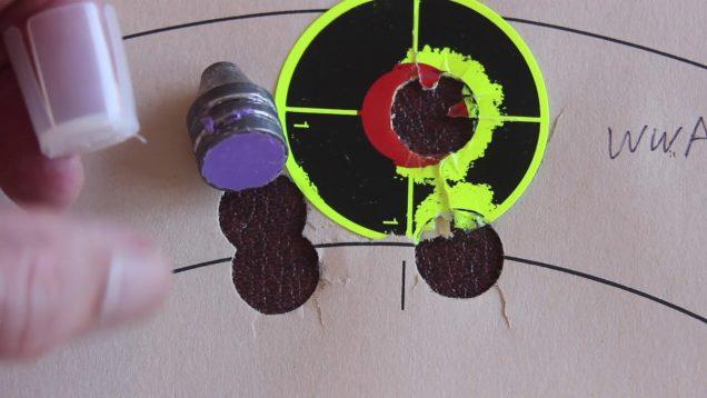Moose Slugs Range Test 12 Gauge Results (3 Circles OPEN HOUSE ALL VIEWERS Video 49) 38