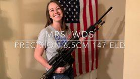 Mrs. WDS 6.5 Creedmoor 147 ELD Fine Tuning Results! Part 3