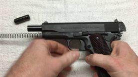 My $400 1911 – the ATI FX Military