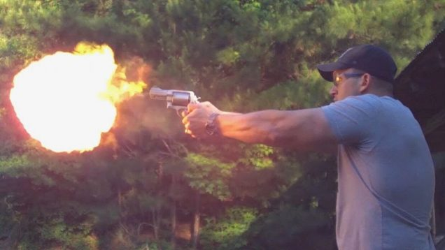 NEW 500 S&W MAGNUM WORLD RECORD!!! – 5 Shots In 0.99 Seconds 🔥