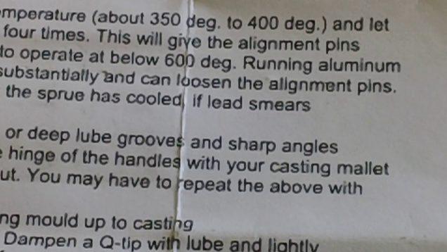 NOE Instruction Sheet