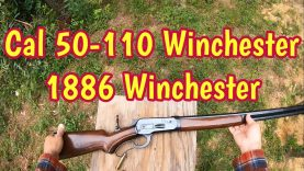 Part 3 testing the Woodleigh 50 Alaskan 50-110 Winchester 500 grain bullet 6