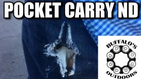 Pocket Carry – Negligent Discharge