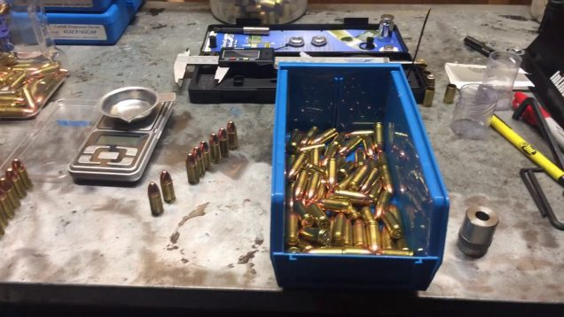 Practice makes perfect, time for more bullets