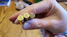 Reloading .223 By A Beginner Part Four – Results!