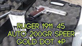 40 S&W Underwood Xtreme Penetrators HK USP vs  P2000sk - The