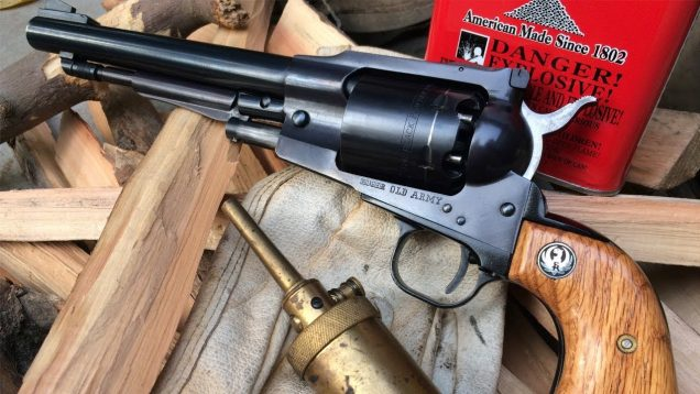 Ruger Old Army – Percussion Masterpiece