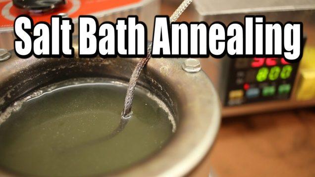 Salt Bath Annealing 26