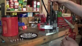 Sizing and Lubricating with the Star Lube sizing machine