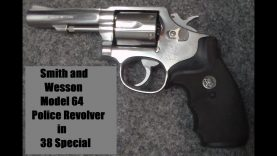 Smith and Wesson Model 64 Revolver – 38 Special – A great value and fun shooter