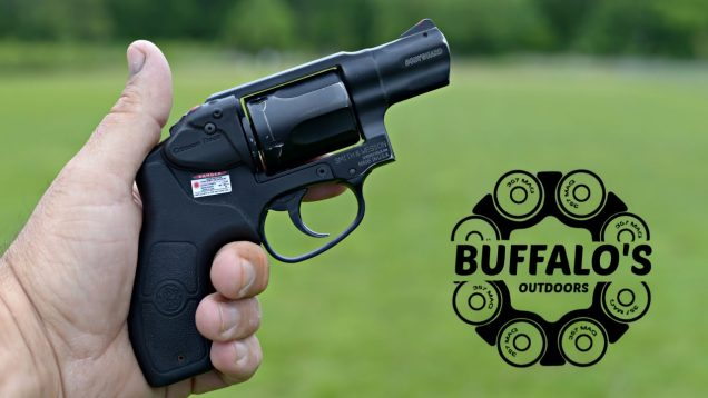 Smith & Wesson BODYGUARD 38 – concealed carry revolver