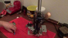 Star sizer lubricator auto feed installation.