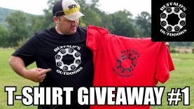T-SHIRT GIVE AWAY #1 (PATRONS)