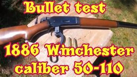 Test part 2 OF Woodleigh's 50 Alaskan/ 50-110 500 grain FN bullet