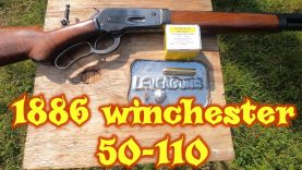 Part 3 testing the Woodleigh 50 Alaskan 50-110 Winchester 500 grain bullet 1