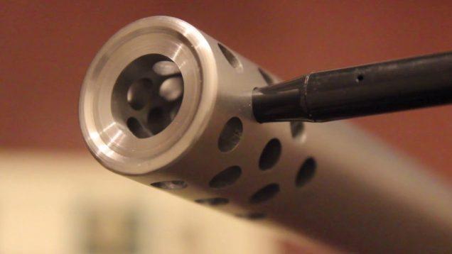 The Custom Bullberry 500 S & W Magnum Barrel 24
