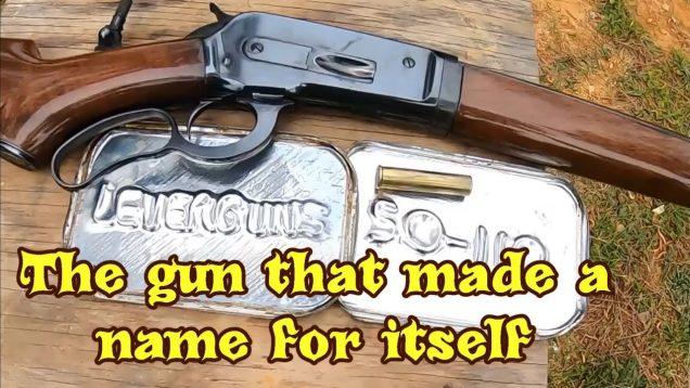 The gun that created an artful name for self