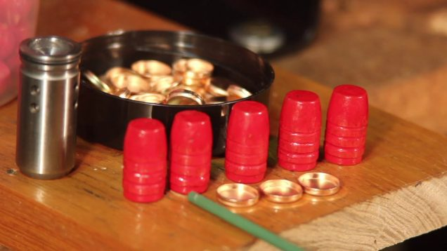 Traditional Lube Added To Powder Coated 500 S & W Bullets?? 30