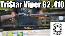 TriStar Viper G2 – Now Available In .410 bore!