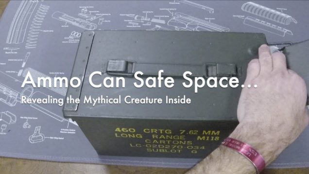 WCChapin | Ammo Can Safe Space - Revealing the Mythical Creature Inside 31